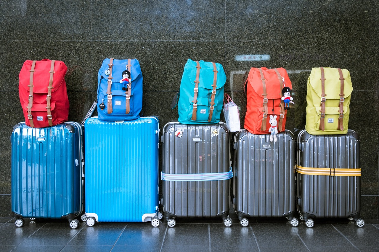 your luggage can't be overweight